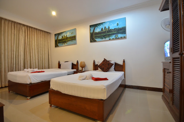 Budget Cheap Hotels in Siem Reap
