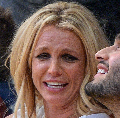 Britney Spears is just 36...but her face sometimes...(photo)