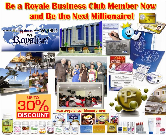Royale Business Club Membership