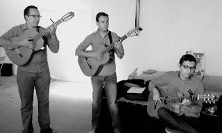 serenata con trio