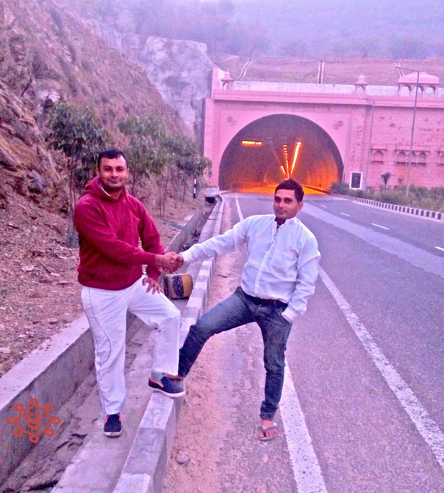 View Of Bundi Tunnel
