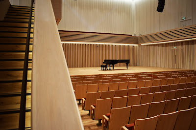 The Stoller Hall, Chetham's School of Music