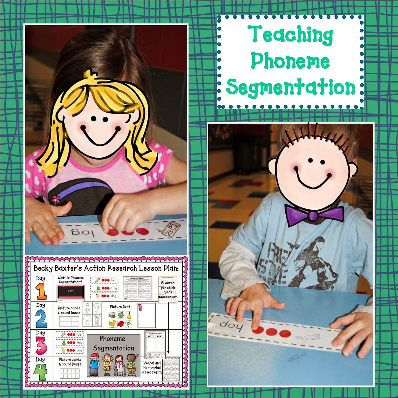 Teaching Learning Amp Loving Phoneme Segmentation