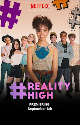 #REALITYHIGH Poster