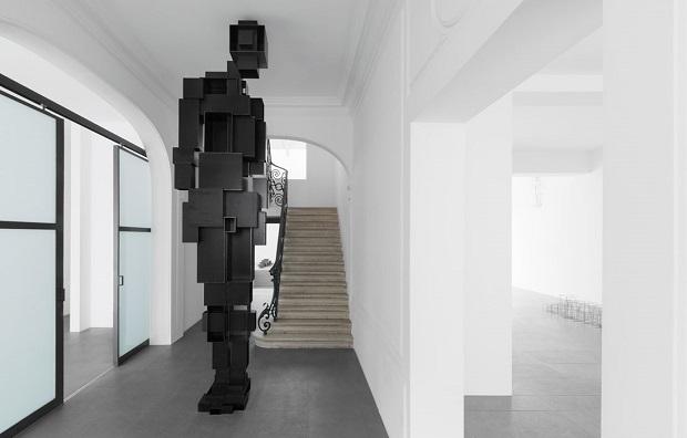 "Antony Gormley - ""Open Gaze"", 2016. | imagenes obras de arte figurativo abstracto, esculturas figurativas abstractas | art pictures inspiration, cool stuff"