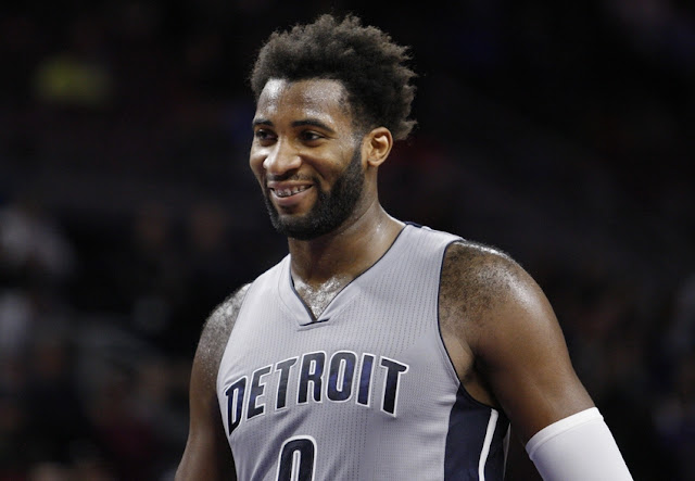 Andre Drummond | PistonsFR, actualité des Detroit Pistons en France