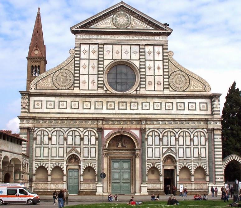 Algargos arte e historia arquitectura italiana del for Architecture quattrocento