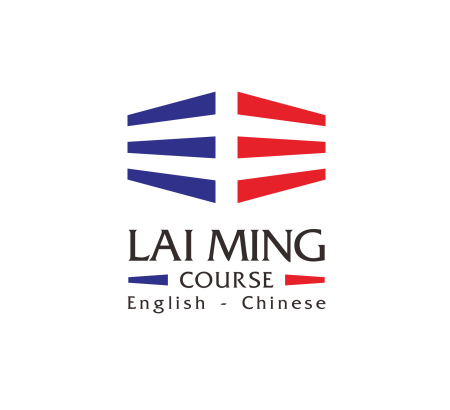 Desain Logo Lai Ming Course - English Chinese