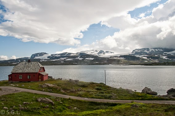 Tren de Oslo a Bergen