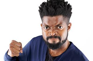 Ugwu Chibuzor Robs Basketmouth