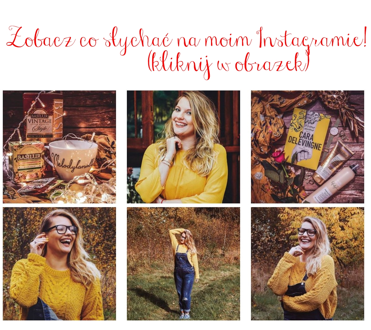 polskie blogerki lifestyle modowe blogerki instagramerki z łodzi melodylaniella ciekawe polskie konta na instagramie