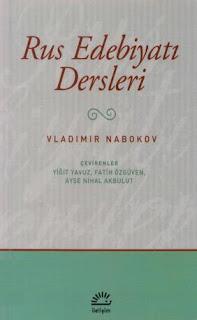 Vladimir Nabokov - Edebiyat Dersleri
