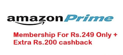 amazon india prime membership free