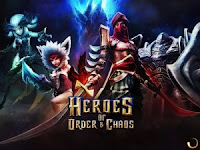 Heroes of Order & Chaos MOD v3.2.0j APK+DATA