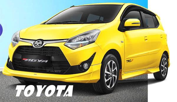 Cara Membongkar dan Memasang Shockbreaker Toyota Agya dan Ayla
