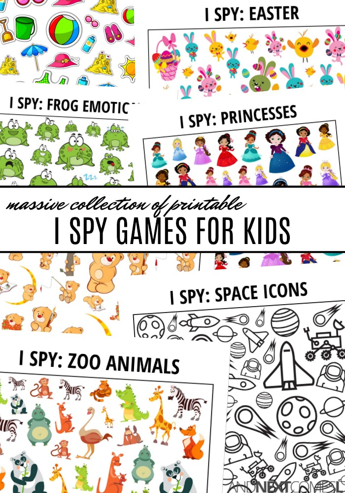 203bc5e0ca Huge collection of printable I spy games for kids from And Next Comes L