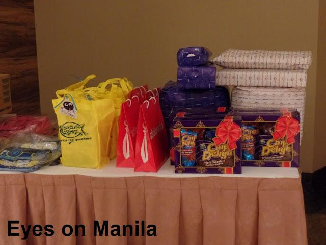 Century Park Hotel Manila Easter Party 2018 -  Prizes