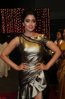 Shreya Saran in Skin Tight Golden Gown ~  Exclusive 032.JPG