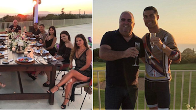 Cristiano Ronaldo gives Hotel staff N8M as tips