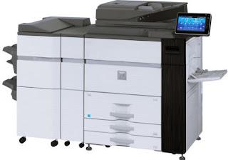 Sharp MX-M1204 Printer Driver & Software Downloads