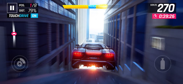 Asphalt 9 Legends Apk + Data