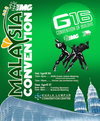 IMG's Malaysia Convention 2016