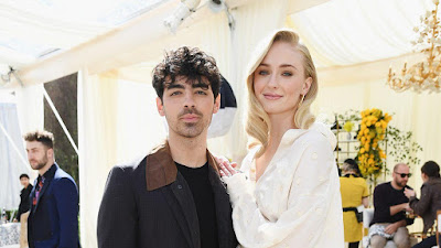Sophie Turner wears a surprise Vegas wedding to Joe Jonas