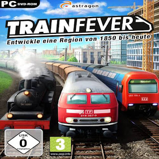 Free Download Train Fever Game For PC