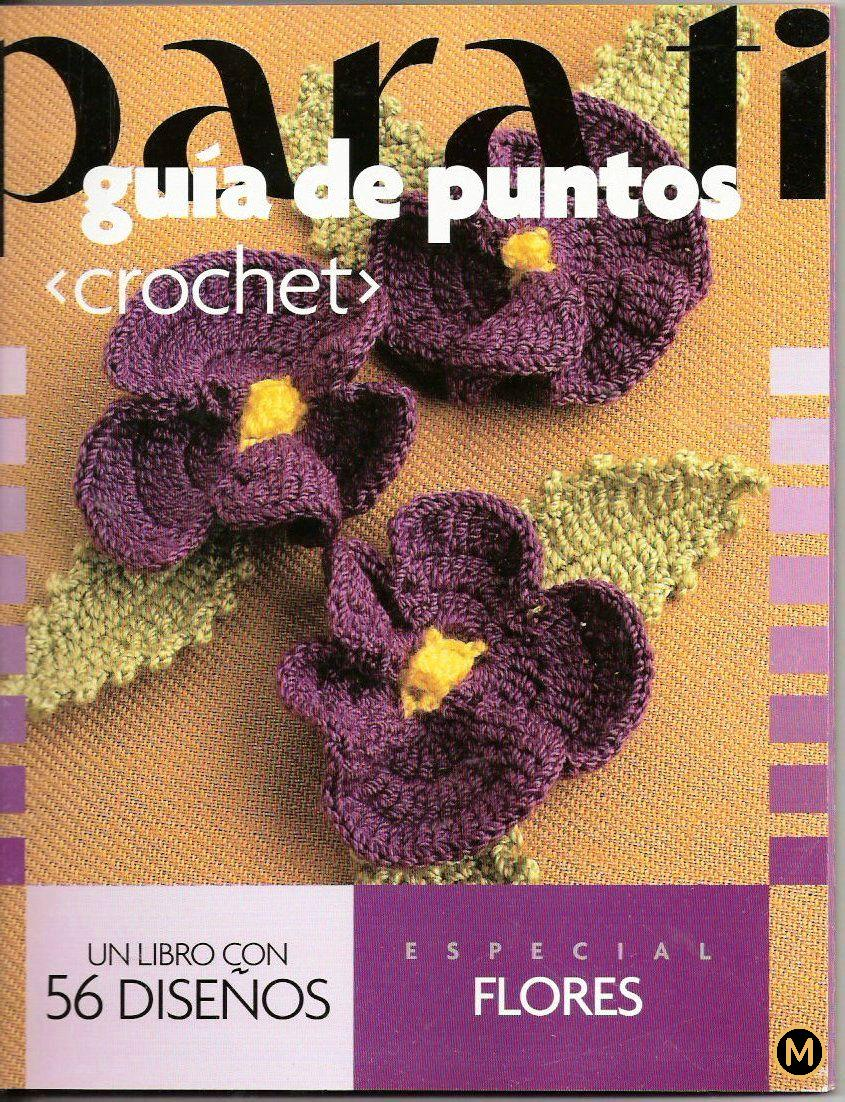 Revista 56 Patrones de Especial Flores