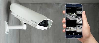 Gambar ubah android menjadi kamera cctv