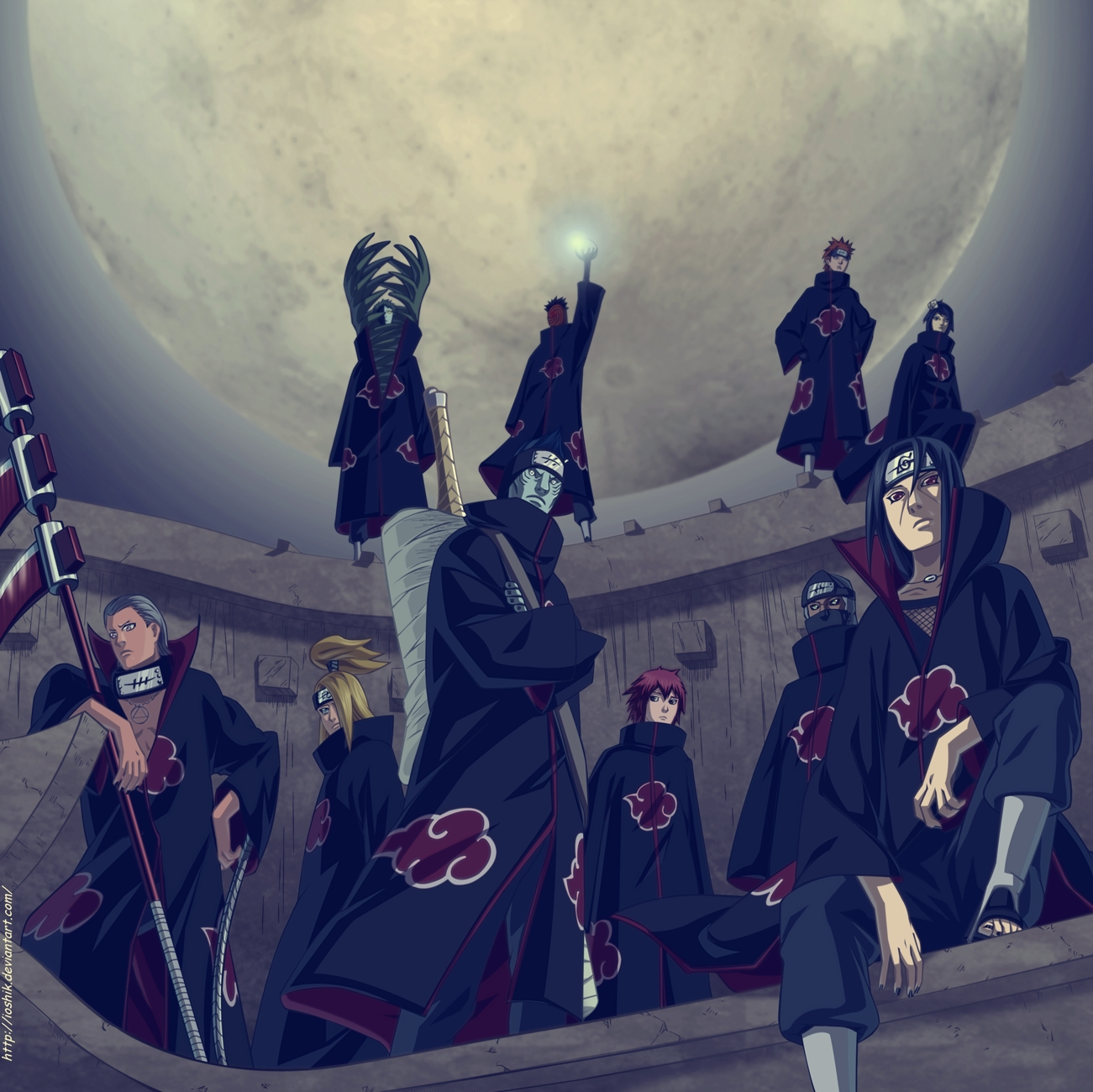 Akatsuki Took Me In - A Naruto Fanfic: Akatsuki Took Me In