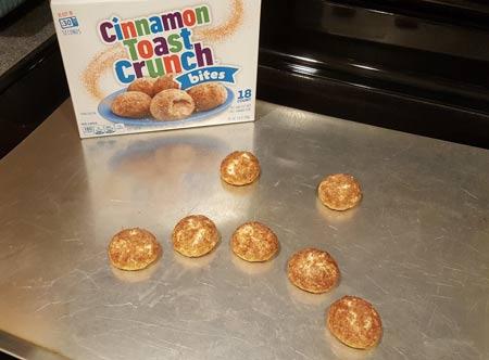 On Second Scoop Ice Cream Reviews Cinnamon Toast Crunch