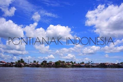 MENJEJAKI PONTIANAK DI INDONESIA - JAN 2016