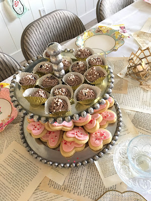 Beauty and the beast party food idea, Grey stuff its delicious, Beauty and the Beast tea party