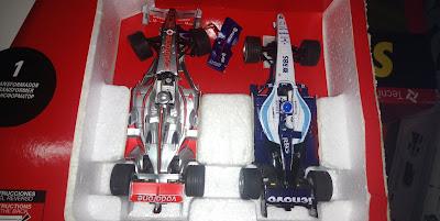 Fórmula 1 Scalextric