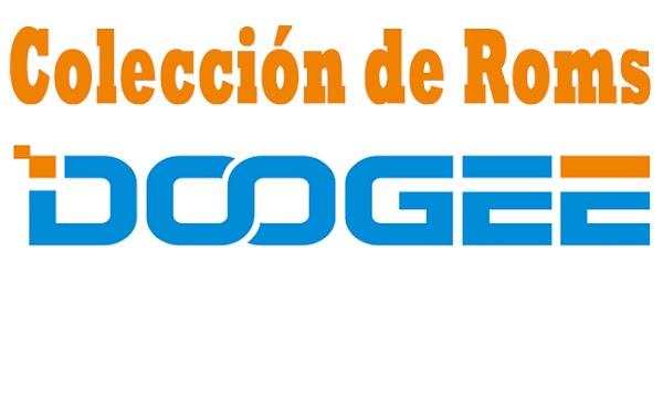 Colección de Firmwares, Roms Doogee Smart Phone