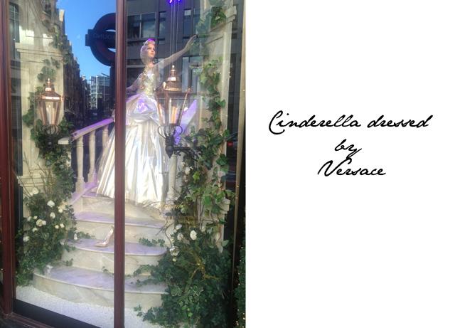 Disney Harrods Versace