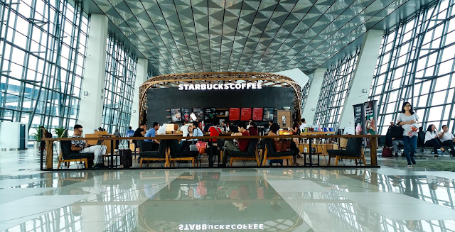 Rencana Pembangunan Terminal 4 di Bandara Soekarno-Hatta Cengkareng Mulai Disiapkan Target 90 Juta Penumpang Per Tahun