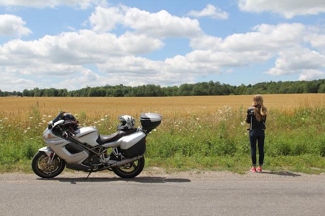 bike tour to paradise