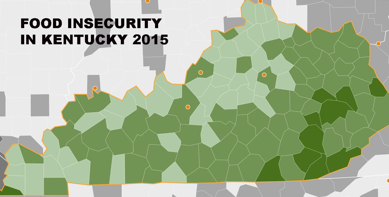 Kentucky Health News: Kentucky's food insecurity declines