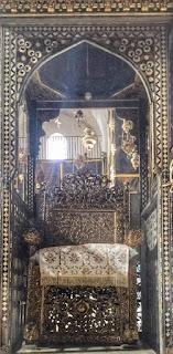 Ս.Հակոբոս Տեառնեղբոր գահը | Երուսաղեմ Սրբոց Հակոբյանց Մայր տաճար