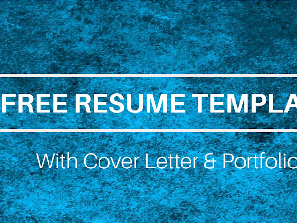 Download  3 Pages Resume Template Free