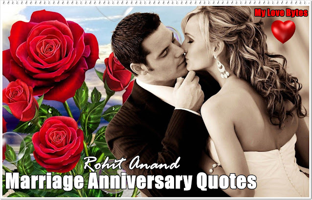 Wedding Anniversary Quotes, Marriage Wishes, Messages