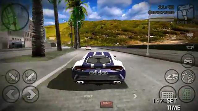 """BAIXAR GTA V LITE """"240MB"""" MOD PACK GTA SA LITE ANDROID!!"""