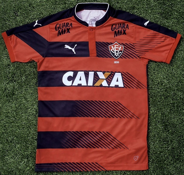 Puma lança as novas camisas do Vitória da Bahia - Show de Camisas f73a4ac62c642