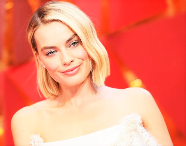 Margot Robbie hot hollywood actress
