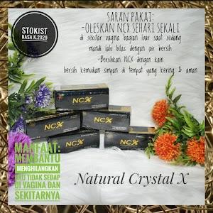 NATURAL CRISTAL X