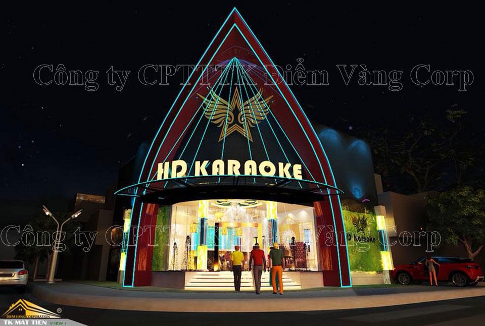 Thiết kế phòng karaoke 3D Ảnh Full chất lượng cao 17