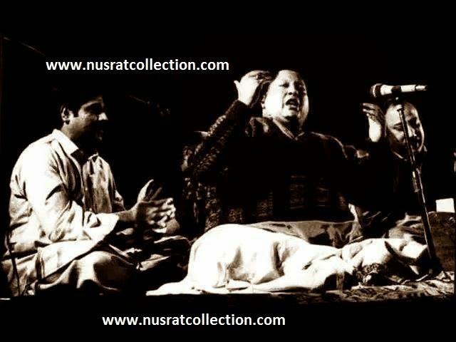 Lyrics Hai Tu Hi Tu Hai Tu Hi Tu Qawwali by Nusrat Fateh Ali Khan