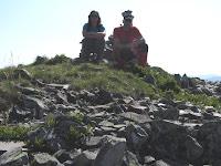 Cima del Alcornón de Busmori, en Degaña